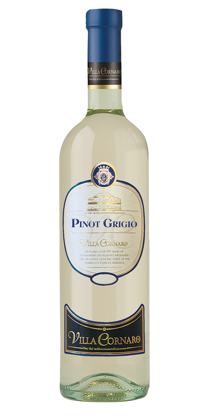 how to serve pinot grigio