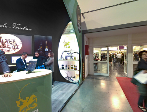 Virtual Tour Toser Vini –  Vinitaly 2016